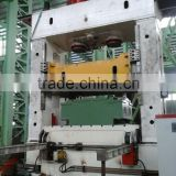 YTL27 series frame type single action hydrauic stamping press machine