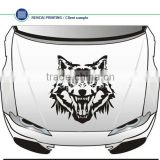 Car head body hood Engine cover graffiti painted sticker Graphics Decals