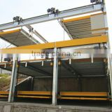 PE-PSH3F Three Layers Puzzle Parking System, Three Layers Parking Lift, 3 Layers Car Park Lift