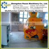Multifunctional Cotton Processing Machine| Cotton Seed Removing Cotton Ginning Cleaning Machine