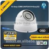 Sony IMX322 Full HD AHD Camera Support Waterproof With 2.8-12mm Varifocal Lens Dome CCTV Camera