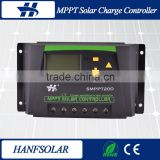 Wholesale 20a lcd solar water pump solar charge controller 12v 24v