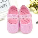 PU Sequin princess shoes baby toddler shoes babyshoes soft sole baby shoes