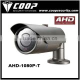 AHD Sony CMOS Sensor DSP Smart IR Technology OSD Menu Control Metal Waterproof 2MP AHD Camera Analog Bullet HD 1080P AHD Camera