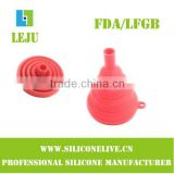 silicone kitchen funnel wholesaler
