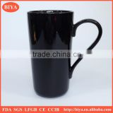 stanley cup shaped beer mug sublimation,Wholesale Ceramic Coffee Cup,stoneware travel mug