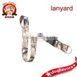 Lanyard With Detachable Key Ring New