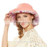 Top Quality Adult Size Women Custom Plain Bucket Hats for Sale
