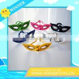 Customized plastic halloween masks for sale