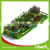 China Made Children Amusement Park Commercial Indoor Playground Climb&slide game structure sets                                                                                         Most Popular