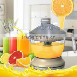 Jialian JL-J514 Best Selling Electric Plastic Transparent Body Slow Citrus Juice Dispenser Machine