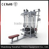 multi crossfit gym strength equipments/ 4 Multi-Station TZ-4019