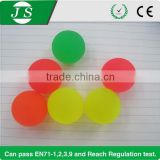 super rubber 32mm single color bouncing ball                                                                         Quality Choice