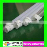 Factory high bright 8W-40W t8 led tube light china night club heat sensor heat sensor hot six six free 2013 school
