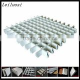 roof panel metal grid aluminium open cell ceiling                                                                         Quality Choice