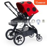 2016 New Model Top Quality Best Seller Baby Stroller 3 in 1                                                                         Quality Choice