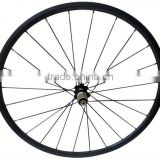 High quality 700c road bicyle for clincher or tubular carbon wheelset alloy 700c bike rims