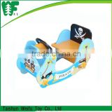 Eco-friendly customized baby wooden rocking chair                                                                         Quality Choice