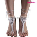 Fast Delivery Factory Price Wedding Barefoot Sandals