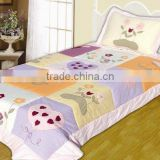 kids patchwork quilt set