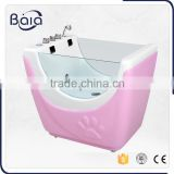 factory price plastic pet bath tub,small dog bathtub,tub for dog shower