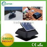15W 9.6 Ah rechargeable solar battery operated exhaust fan                                                                         Quality Choice