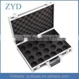 Strong Flight Box Aluminium 22 Snooker Ball Carrying Case ZYD-HZMpoolc002