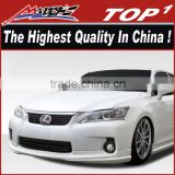 Madly New body kit for 2011-2014 Lexus CT 200H Duraflex TM-S