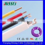 3/8 jumper cable Copper or CCA core cables and wires
