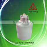 HAOHONG E27 to E40 / lamp holder convertor / lamp adapter / Ceramic lampholder adaptor E27 to E40