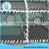 Top quality professional metal frame square fish trap crab fishing net