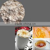Diatomaceous earth for beverage puree