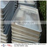 Guangzhou factory wholesale 304 stainless steel baking oven trays ZX-CKW39                                                                         Quality Choice