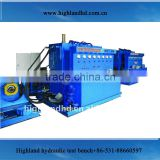 hydraulic power unit diesel fuel injection pump test machine
