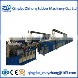 Rubber Processing Machinery XPS-90 Rubber Extruder Machine