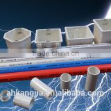 popular flexible corrugated electrical conduit pipes