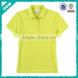 China import clothes , button polo sport , blank breathability sports shirt (lyt03000180)