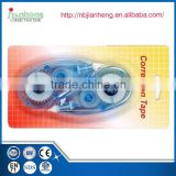 5mm x 6m High Quality Plastic Office Correction Tape in blister card