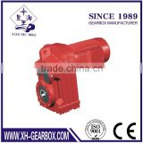SEW style's Parallel shaft helical geared motor