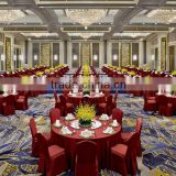 80 wool & 20 nylon axminster carpet extra heavy traffic hotel banquet ballroom carpet