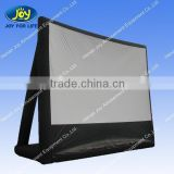 Easy set up outdoor inflatable movie screen, inflatable led screen for movie, inflatable led screen hire