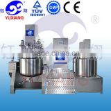 YX vacuum emulsifying machine baby skin whitening face cream mixer