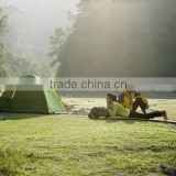 outdoor wood frame tent, 1000d nylon cordura tent fabric