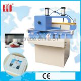 Photo Book Automatic Stamping Machine /Automatic Gilding Machine,using hot stamping foil (glod + silver)