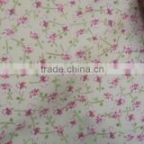 Wholesale stretch breathable waterproof fabric Floral Printed Polyester Georgette Fabric For Suit to Japan tokyo busan