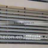 Factory Price Motorized Aluminum Roof Sun Shading Louver