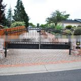 Best sale philippines gates and fences, door iron gate design, small front gate on alibaba online shopping