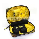 in stock, Big carrying case for vape pen, vape mod, ecig 18650 battery, atomizer case big nylon carrying zipper case