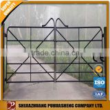 High Tensile farm livestock corrugated metal fence panels with competitive price