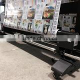 Inkjet Printer Take up System